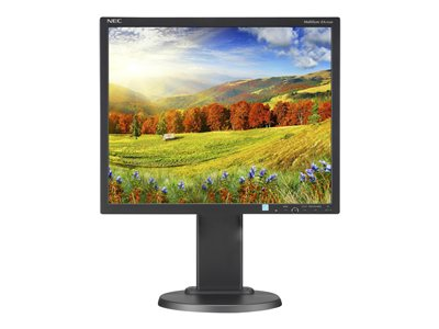 NEC MultiSync EA193Mi-BK LED monitor 19INCH (19INCH viewable) 1280 x 1024 AH-IPS 250 cd/m²