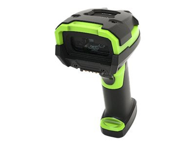 Zebra LI3678-ER USB Kit barcode scanner portable linear imager decoded Bl