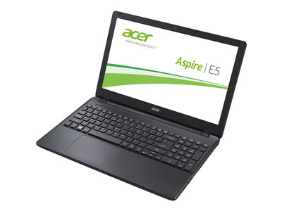 "Acer Aspire E5-511-P5RU - Pentium N3530 / 2.16 GHz - Win 8.1 64-bit - 4 GB RAM - 1 TB HDD - DVD SuperMulti - 15.6"" 1366 x 768 (HD) - HD Graphics - iron IMR - kbd: US International"