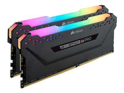 CORSAIR Vengeance DDR4  16GB kit 3200MHz CL16