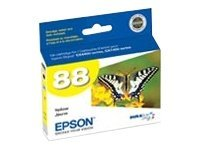 Epson 88 Yellow original ink cartridge