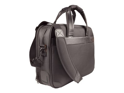 Urban Factory Optimia Top Loading Laptop Bag 15.6INCH Black Notebook carrying case 15.6INCH