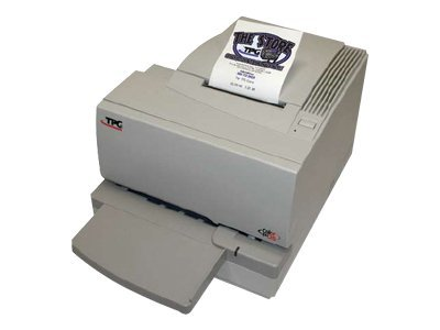 TPG A760 ColorPOS - Receipt printer - two-color (monochrome) - thermal paper - Roll (3.15 in) - 203 dpi - up to 425.2 inch/min - USB, serial - beige