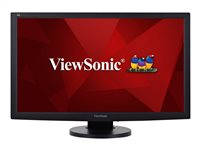 "ViewSonic VG2233-LED - Écran LED - 21.5"" (21.5"" visualisable) - 1920 x 1080 Full HD (1080p) - 250 cd/m² - 1000:1 - 5 ms - DVI-D, VGA - noir"