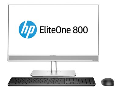 HP EliteOne 800 G4 All-in-one Core i7 8700 / 3.2 GHz RAM 16 GB HDD 500 GB