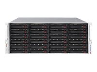 Supermicro SuperStorage Server 6047R-E1R24N Server rack-mountable 4U 2-way no CPU