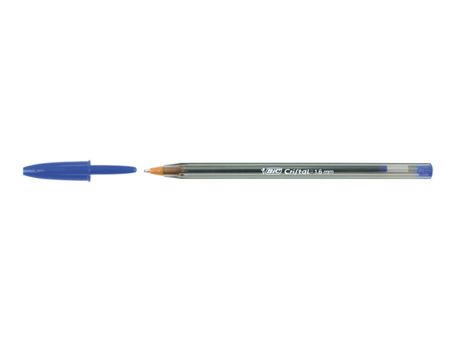 Image of BIC Cristal Large - ballpoint pen (pack of 50)