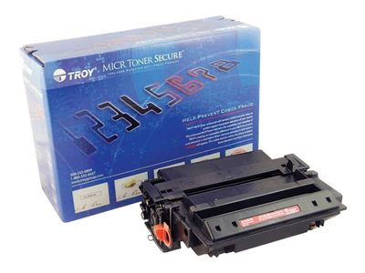 TROY MICR Toner Secure P3005/P3035 Black compatible MICR toner cartridge