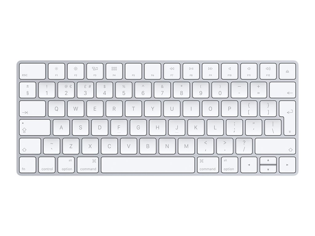 Apple Magic Keyboard - Tastatur - Bluetooth - Englisch