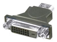 Lindy - Video adapter - single link - DVI-D (F) to HDMI (M)