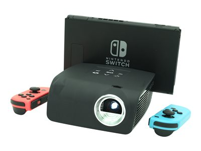 AAXA S1 Mini Projector for Nintendo Switch image