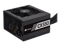CORSAIR CX Series CX550 Strømforsyning 550Watt
