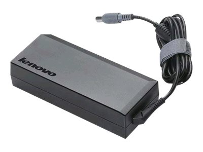 Lenovo ThinkPad 135W AC Adapter - Netzteil - Wechselstrom 100-240 V - 135 Watt - für Lenovo ThinkPad T420si, T400s, T410, T410i, T410s, T410si, T420, T420s, T510, T510i, T520