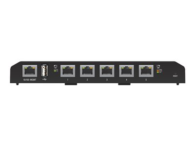 Ubiquiti EdgeSwitch ES-5XP Switch 5-porte Gigabit  PoE