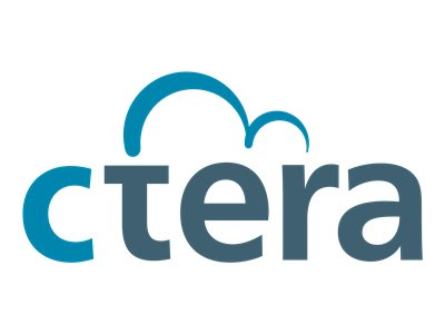 CTERA Server Backup Subscription license (1 year) 1 server hosted HPE Complete -