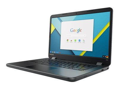 Lenovo N42-20 Chromebook 80US Celeron N3060 / 1.6 GHz Chrome OS 4 GB RAM 16 GB eMMC  image