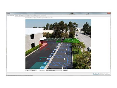 TRENDnet Luxriot VMS (v. 1.0R) - add-on license - 8 cameras, 40 detection zones