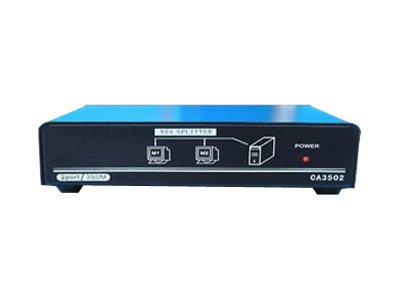 4XEM - video splitter - 2 ports