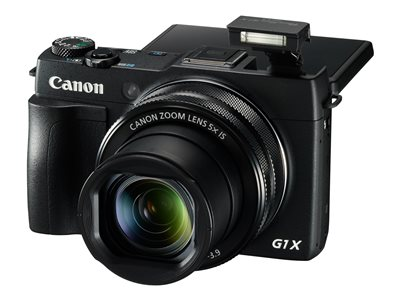 Canon PowerShot G1 X Mark II Digital camera compact 12.8 MP G1X 1080p 5x optical zoom