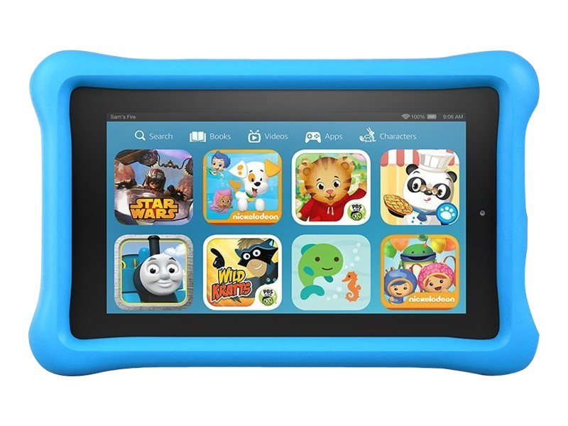 """Amazon Fire Kids Edition - tablet - Fire OS 5 (Bellini) - 16 GB - 7"""""""