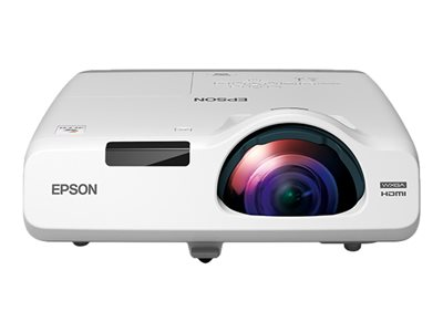 Epson PowerLite 525W 3LCD projector 2800 lumens (white) 2800 lumens (color)