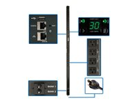 Tripp Lite 2.9kW Single-Phase Switched PDU with LX Platform Interface, 120V Outlets (24 5-15/20R),