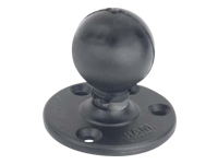 Zebra - Mounting component (round base) for data collection terminal - for Omnii XT15, XT15F CHILLER, XT15ni