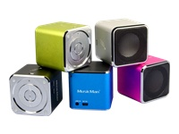 Technaxx MusicMan Mini Wireless Soundstation BT-X2 - Speaker