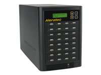 Aleratec 1:31 USB HDD Copy Tower SA USB drive duplicator 31 bays (USB 2.0)