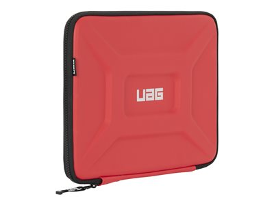 UAG Rugged Medium Sleeve for Tablets/Laptops (fits most 11INCH-13INCH devices) Magma