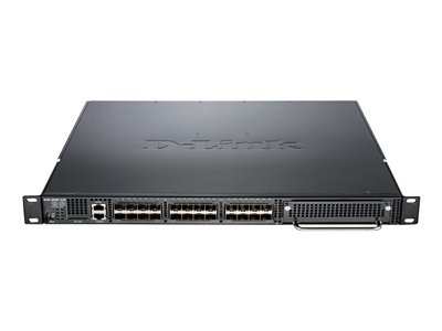 D-Link Data Center 10GbE Top-of-Rack Switch DXS-3600 Switch managed 24 x 10 Gigabit SFP+