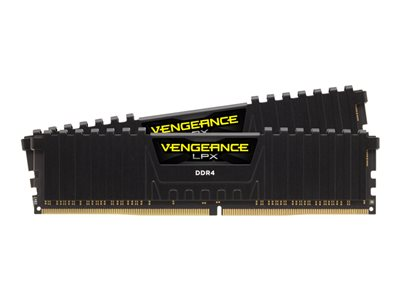 CORSAIR Vengeance DDR4  32GB kit 3000MHz CL16  Ikke-ECC