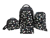Targus Sport 4-Piece Bundle notebook carrying backpack 15.6INCH daisy