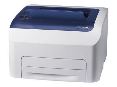 Xerox Phaser 6022V_NI - Printer - colour - LED - A4/Legal - 1200 x 2400 dpi - up to 18 ppm (mono) / up to 18 ppm (colour) - capacity: 150 sheets - USB 2.0, LAN, Wi-Fi(n) - Sold