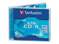Verbatim AZO Crystal - 10 x CD-R