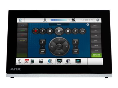 AMX Modero G5 MT-702 7.5INCH Class (7INCH viewable) LED display with touchscreen (multi touch)