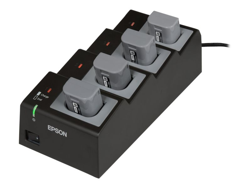 Epson OT-CH60II Multi battery charger - battery charger