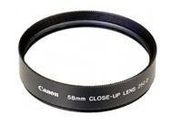 Canon close-up lens