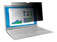 """3M Privacy Filter for Microsoft Surface Book - Notebook privacy filter - 13.5"""" - black - for Microsoft Surface Book"""