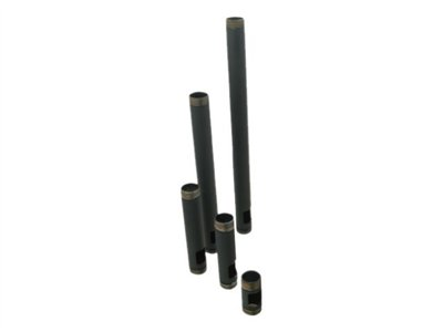 Premier Mounts PWH-12B Mounting component (straight pipe) black