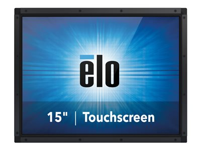 Elo 1590L 90-Series LED monitor 15INCH open frame touchscreen 1024 x 768 @ 75 Hz