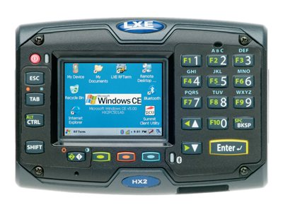 """Honeywell HX2 - Data collection terminal - Win CE 5.0 - 512 MB - 2.5"""" color TFT (320 x 240) - USB host - Wi-Fi"""