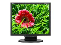 NEC MultiSync E171M-BK LED monitor 17INCH (17INCH viewable) 1280 x 1024 TN 250 cd/m² 1000:1