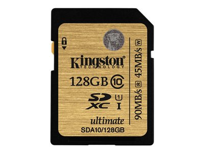 Ultimate - scheda di memoria flash - 128 GB - SDXC