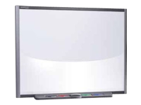 SMART Board Interactive Whiteboard M680 - Interactive whiteboard - 156.5 x 117.5 cm - digital vision touch - wired - USB - white, light grey