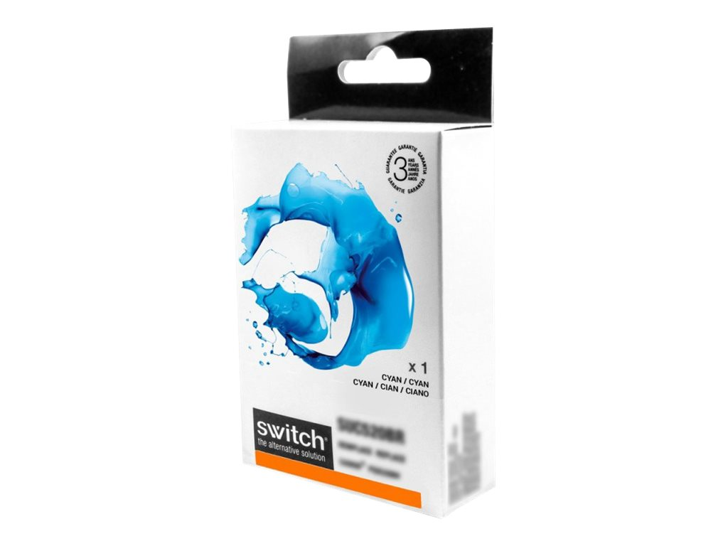 compatibles Brother  Brother LC125XL - compatible Switch - cyan - cartouche d'encre