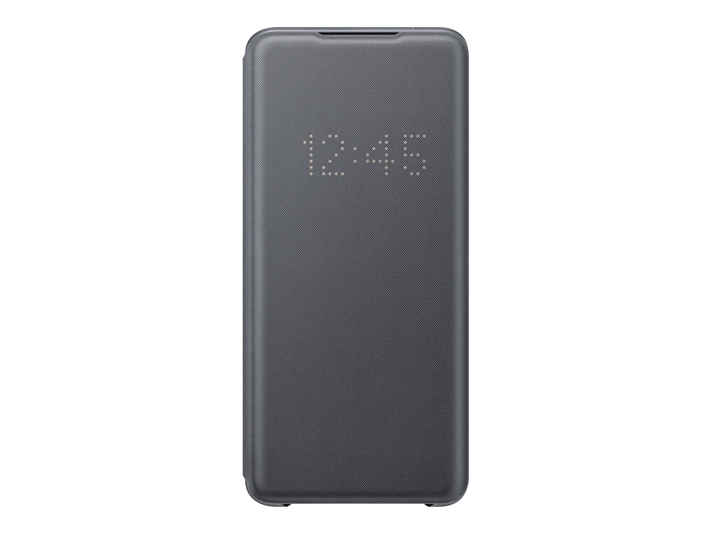 Samsung LED View Cover EF-NG988 - flip cover for cell phone