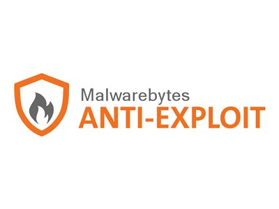Malwarebytes Anti-Exploit for Business Subscription license (2 years) 1 PC