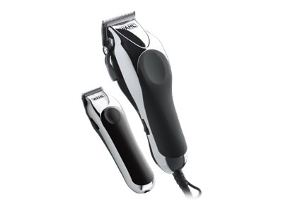 WAHL Deluxe Chrome Pro Hair clipper with trimmer
