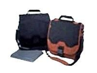Kensington SaddleBag Black Trim Notebook carrying case black